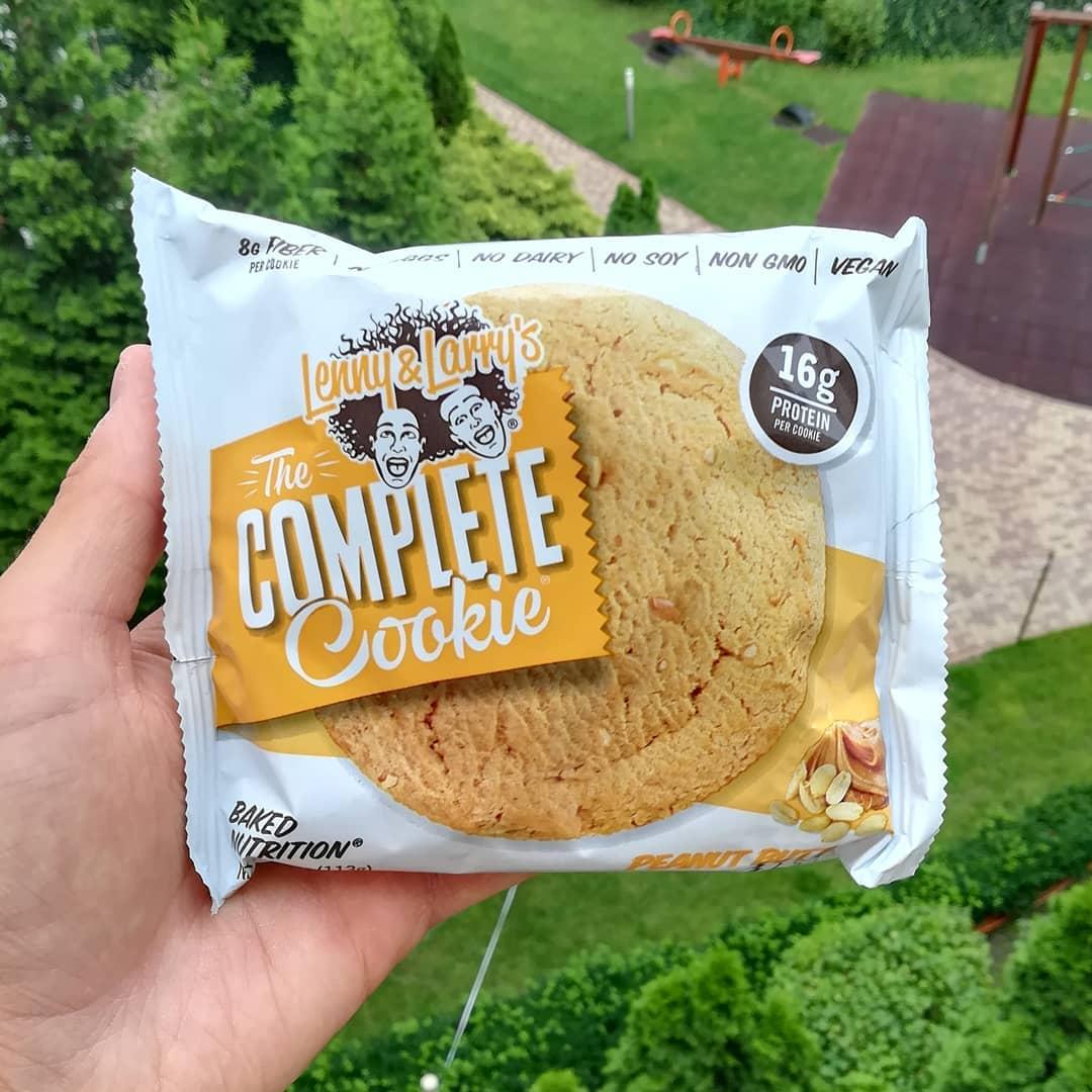 Lenny & Larry's Peanut Butter – ciastko o smaku masła orzechowe!