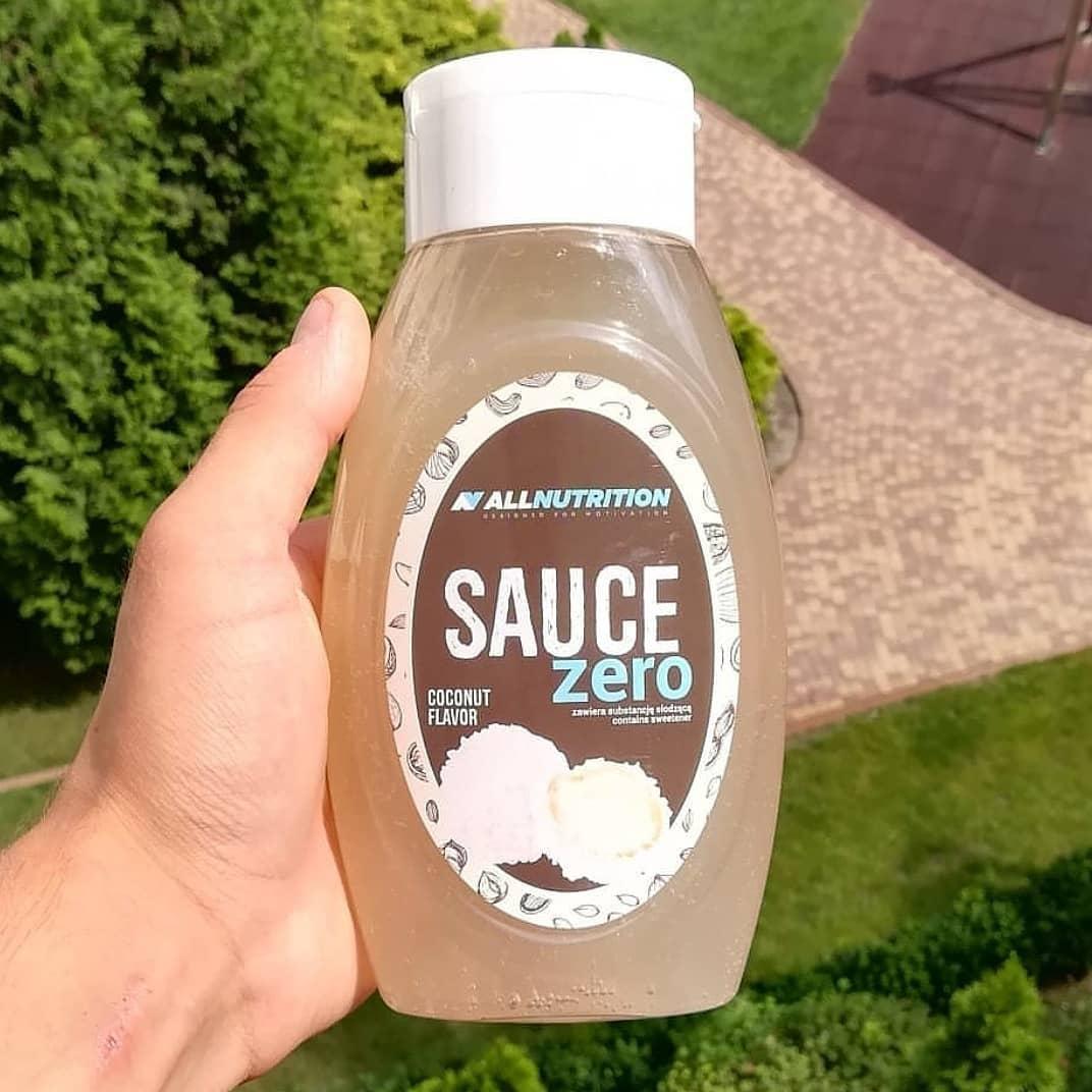 All Nutrition Sauce Zero Coconut – najgorszy syrop w historii?