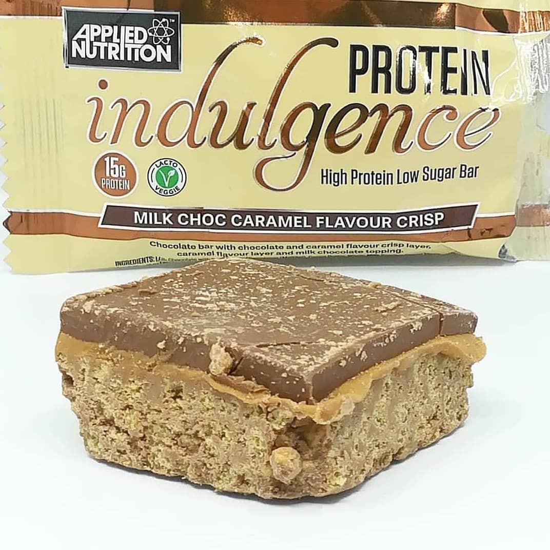 Applied Nutrition Protein Indulgence – smak milk choc caramel!