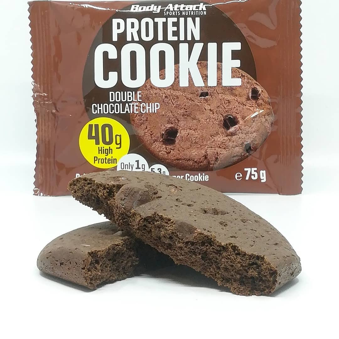Body Attack Protein Cookie – double chocolate chip