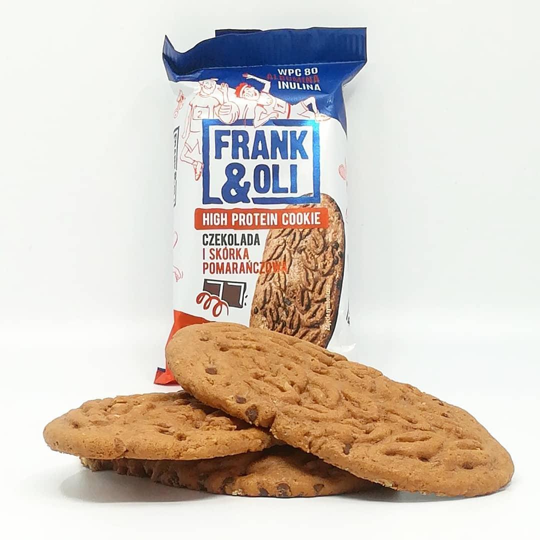 Frank & Oli High Protein Cookie – recenzja!