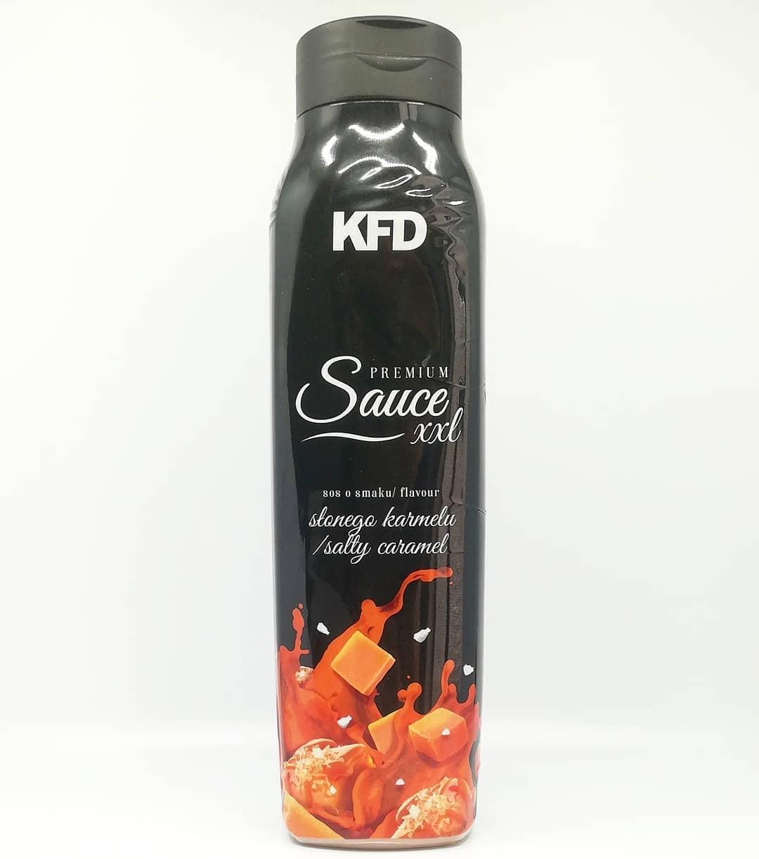 KFD Premium Sauce XXL Salty Caramel – lepszy niż klasyczny?