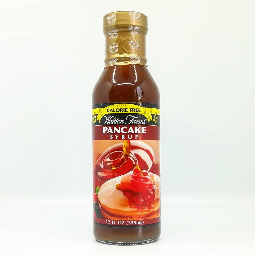 Walden Farms Pancake Syrup – syrop zero do naleśników!