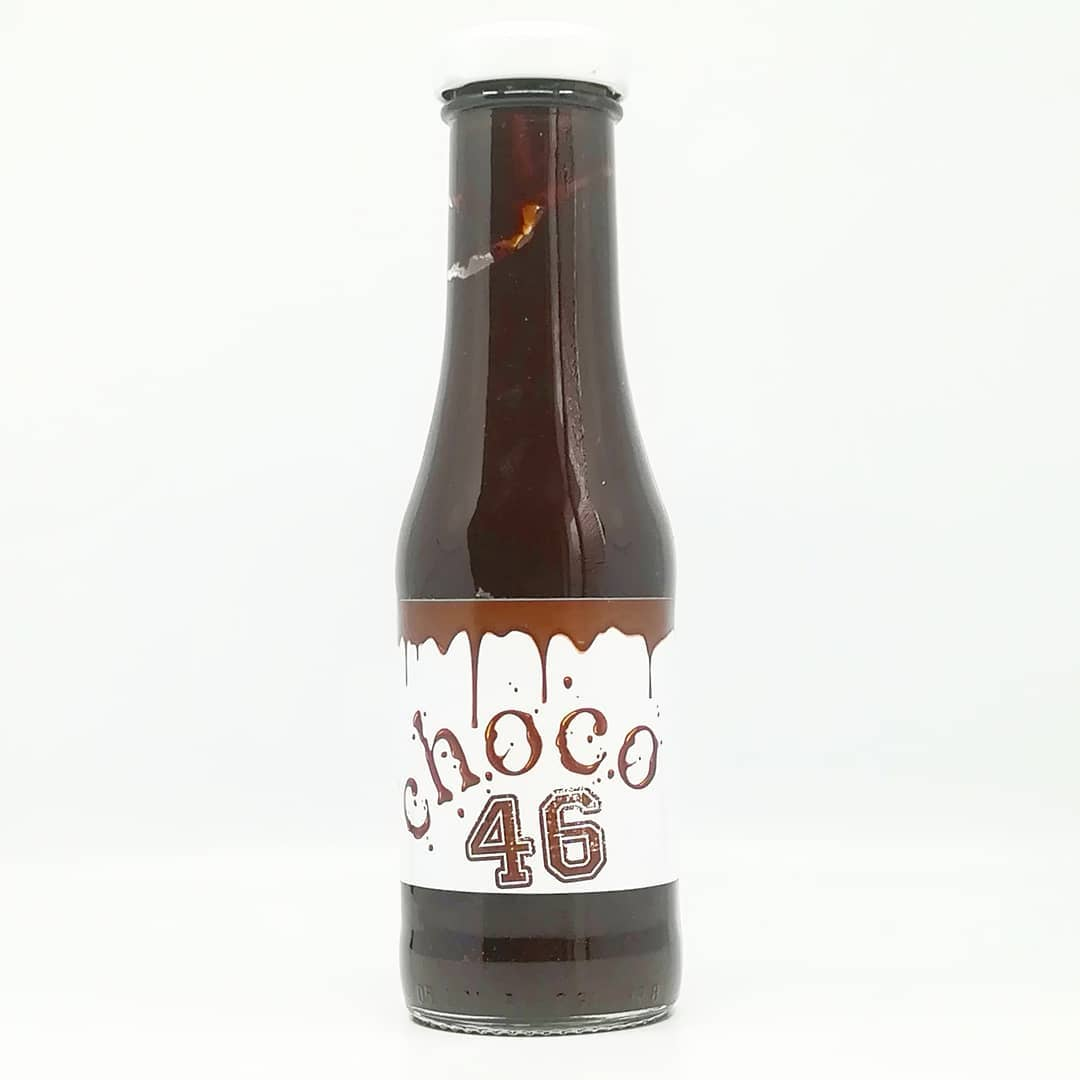 Colac Choco 46 Topping No Sugar – najlepszy czekoladowy sos?