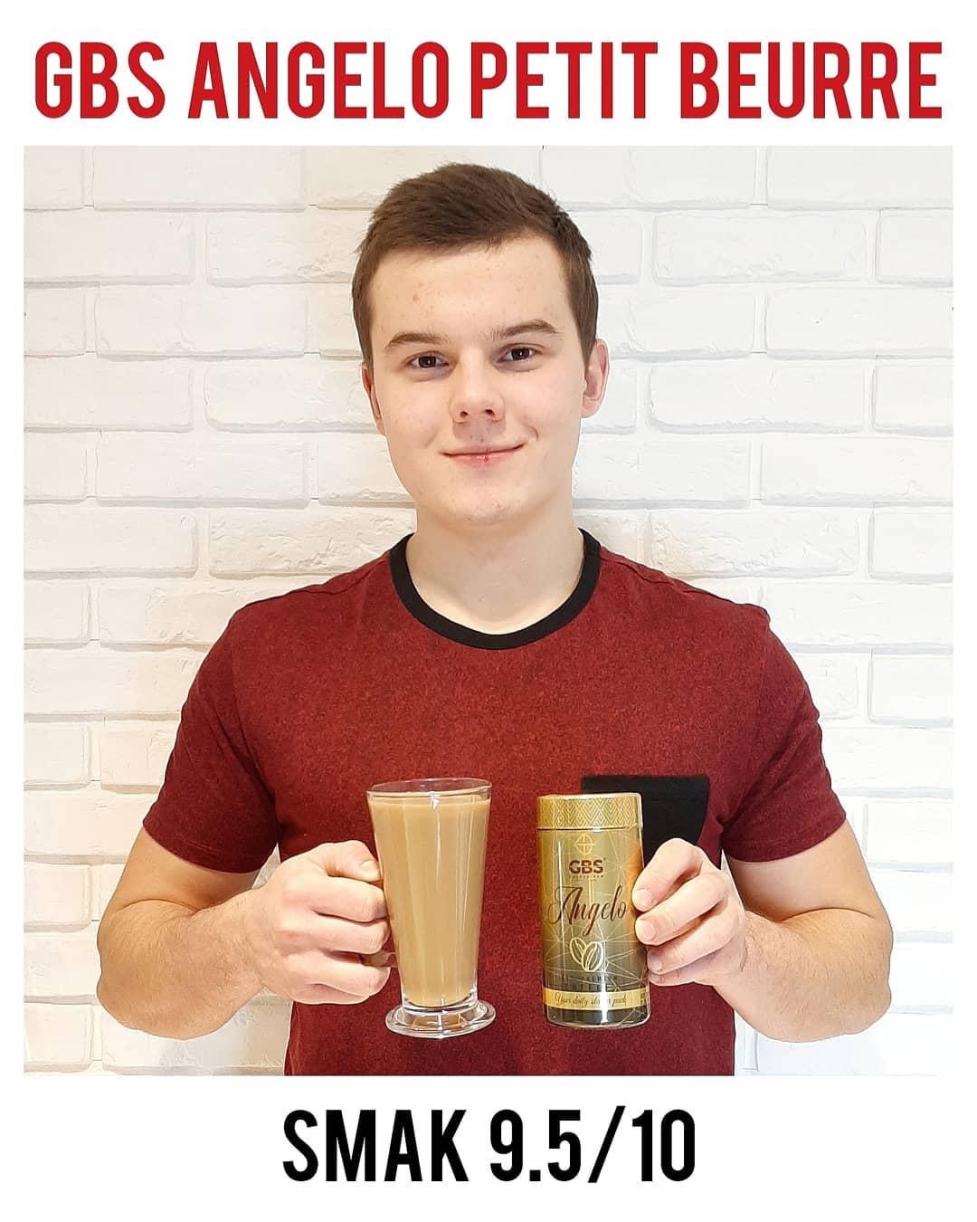 GBS Angelo Petit Beurre – recenzja herbatnikowej kawy!