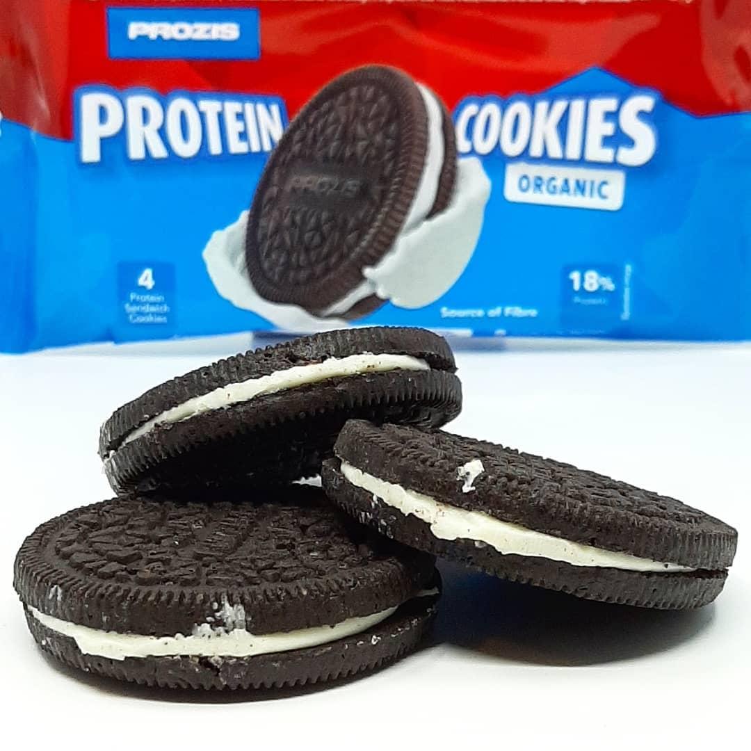 Prozis Protein O Cookies – recenzja fit ciastek Oreo!