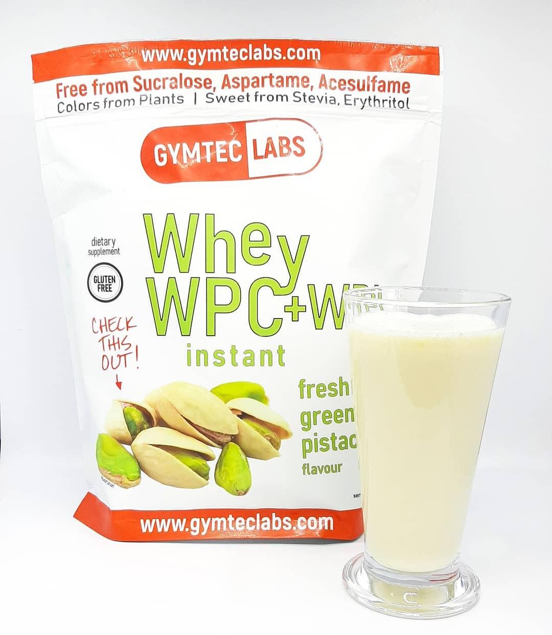 GymTec Labs Whey Pistachios