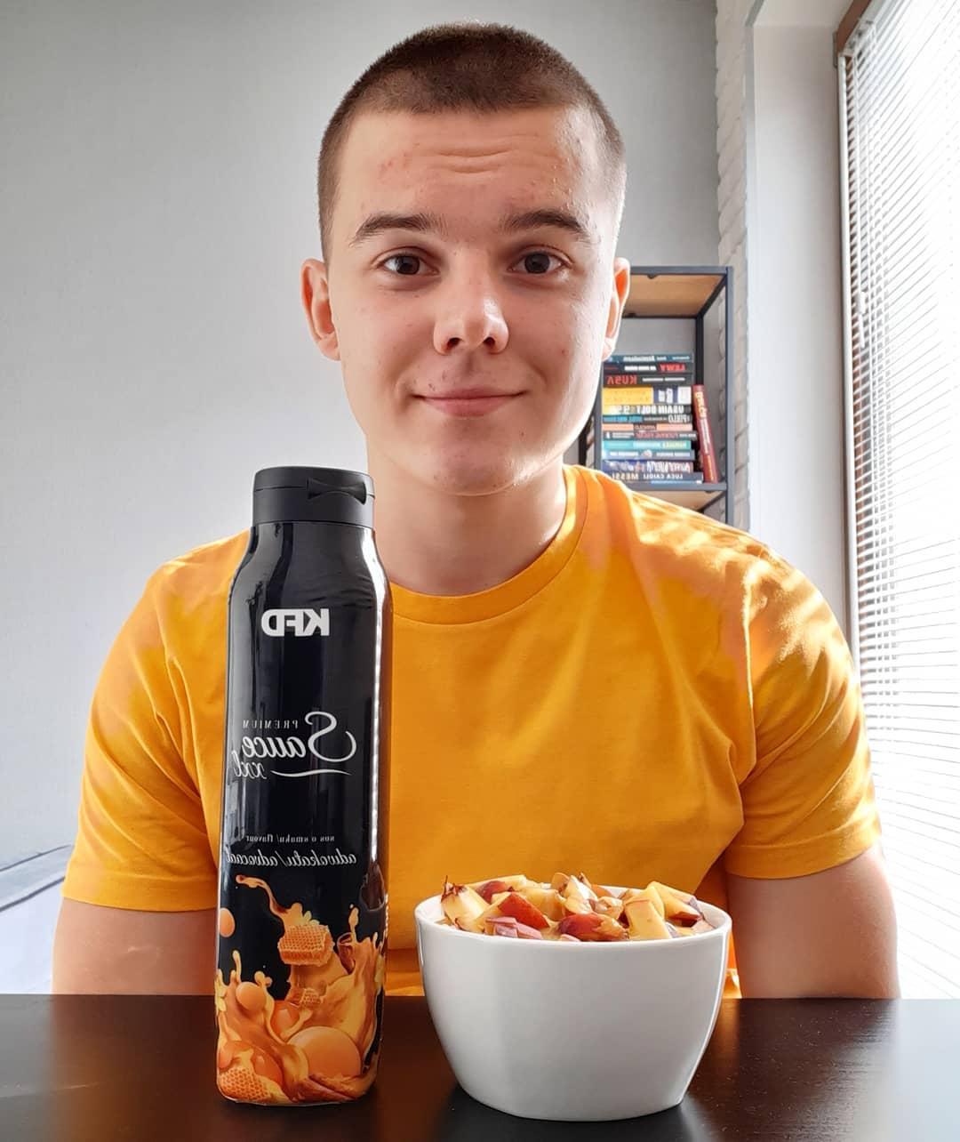 KFD Nutrition Sauce Advocaat – najlepszy słodki sos?