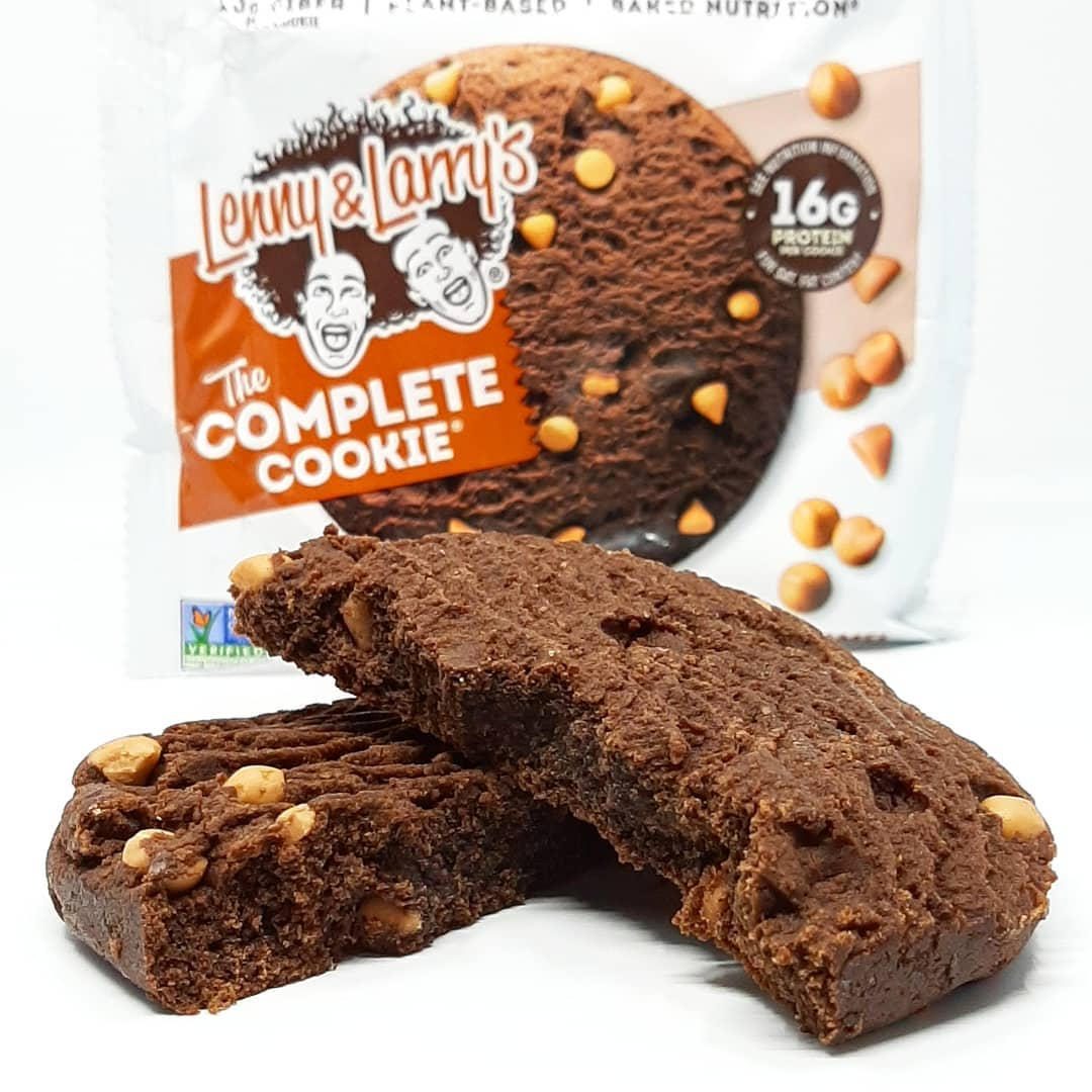 Lenny & Larry's Cookie Salted Caramel – moja recenzja!