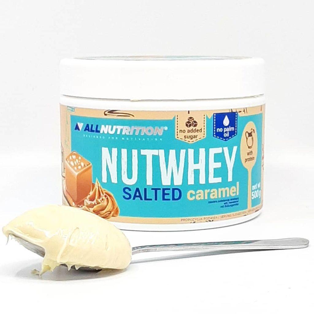 All Nutrition Nutwhey Salted Caramel – moja recenzja!