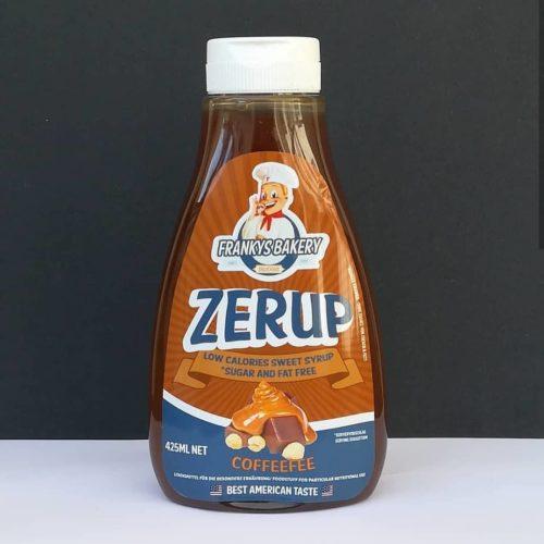 franky's bakery zerup coffeefee