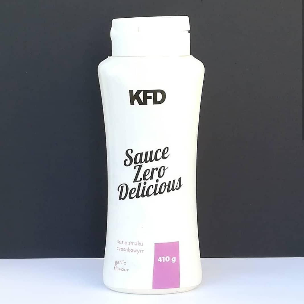 KFD Sauce Garlic – najlepszy wytrawny sos?