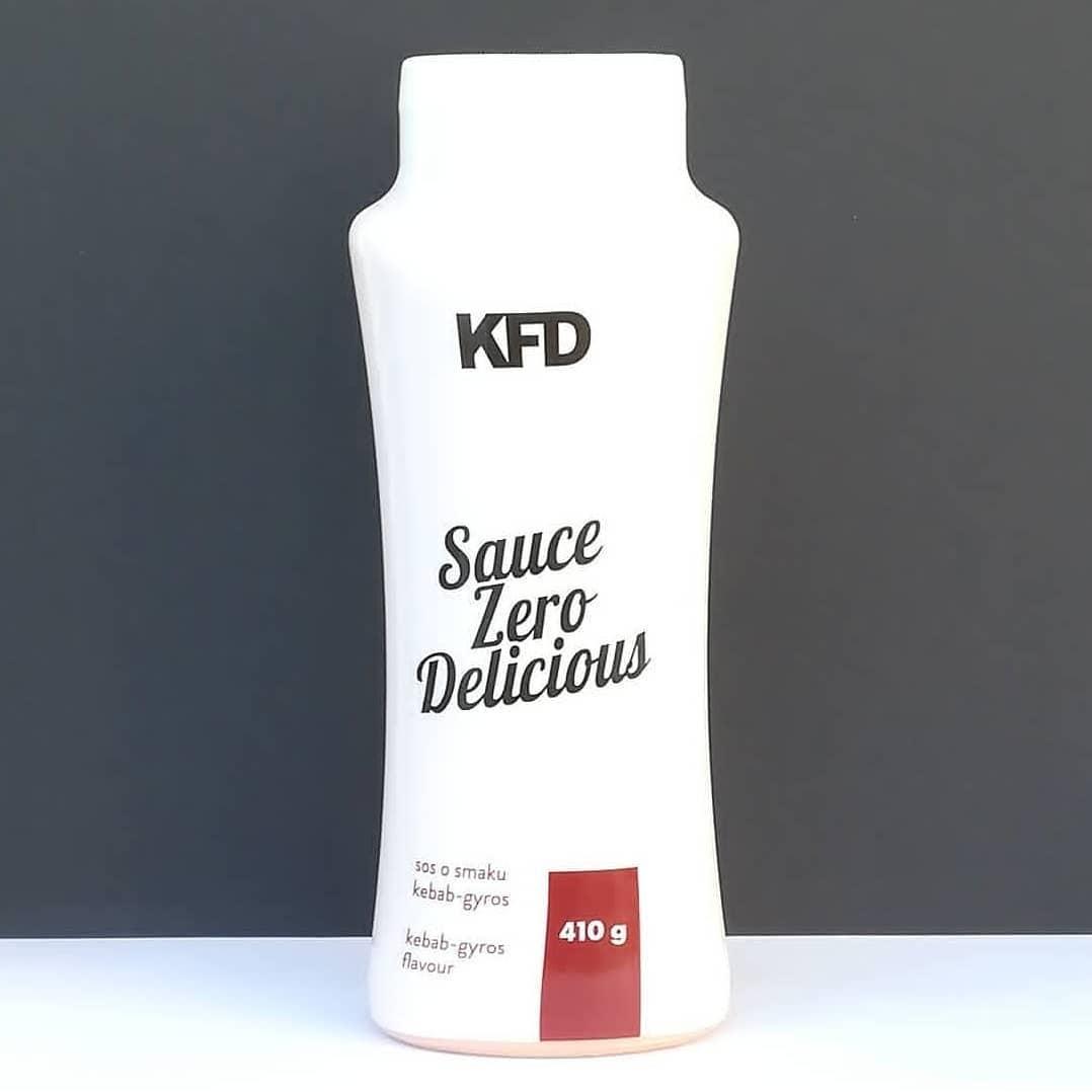 KFD Sauce Kebab Gyros – 5 razy mniej kalorii!