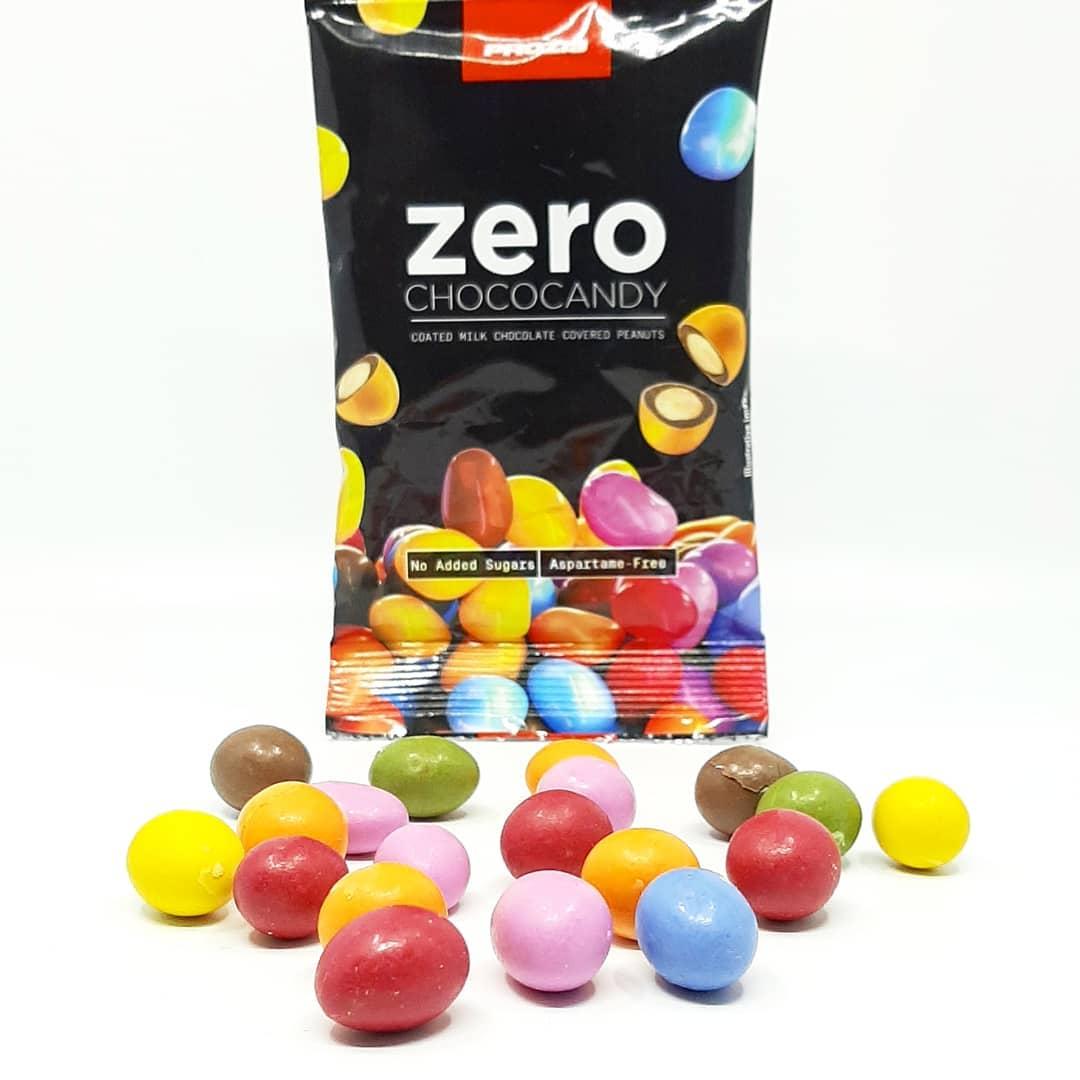 Prozis Zero Chococandy – recenzja fit M&M's!
