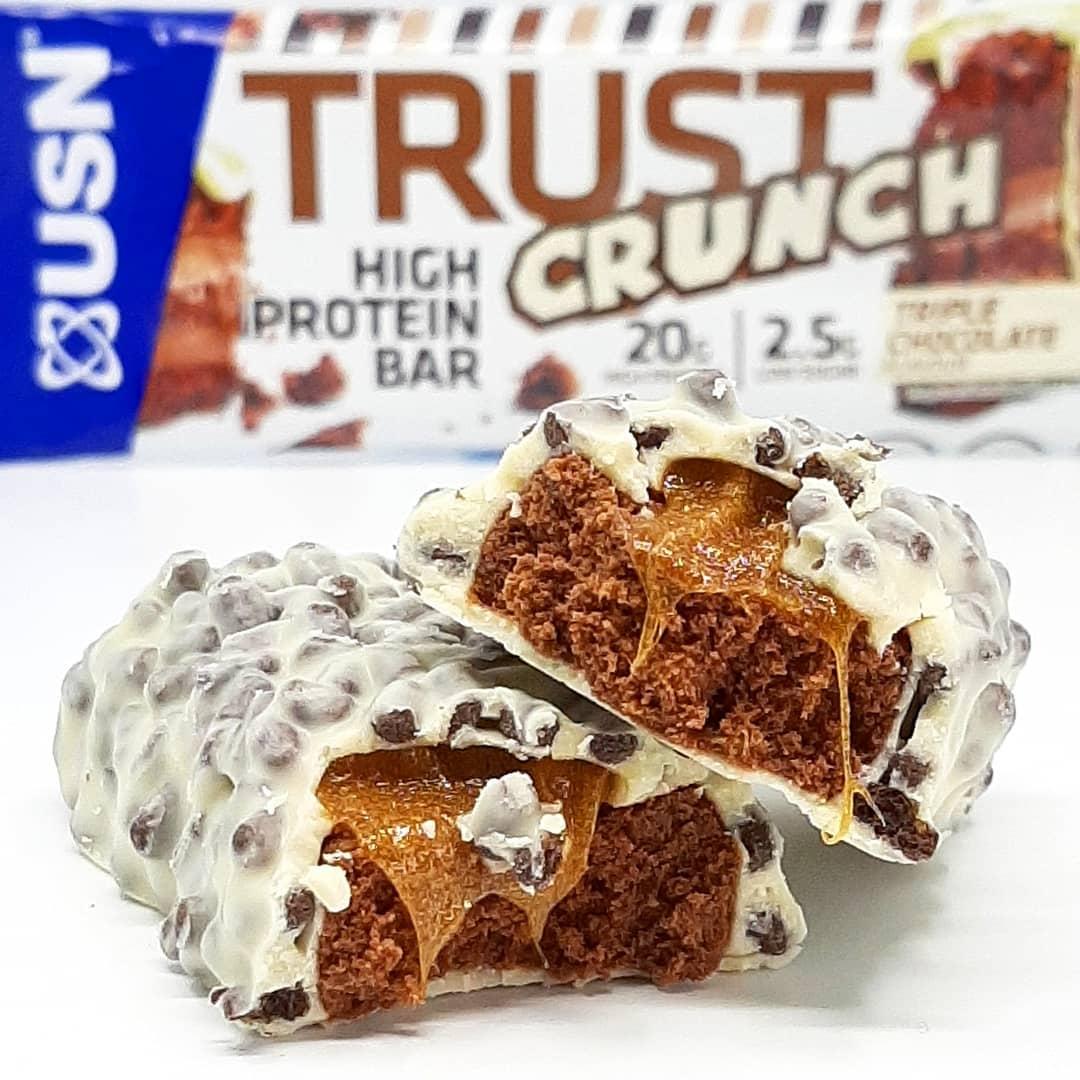 USN TRUST CRUNCH TRIPLE CHOCOLATE