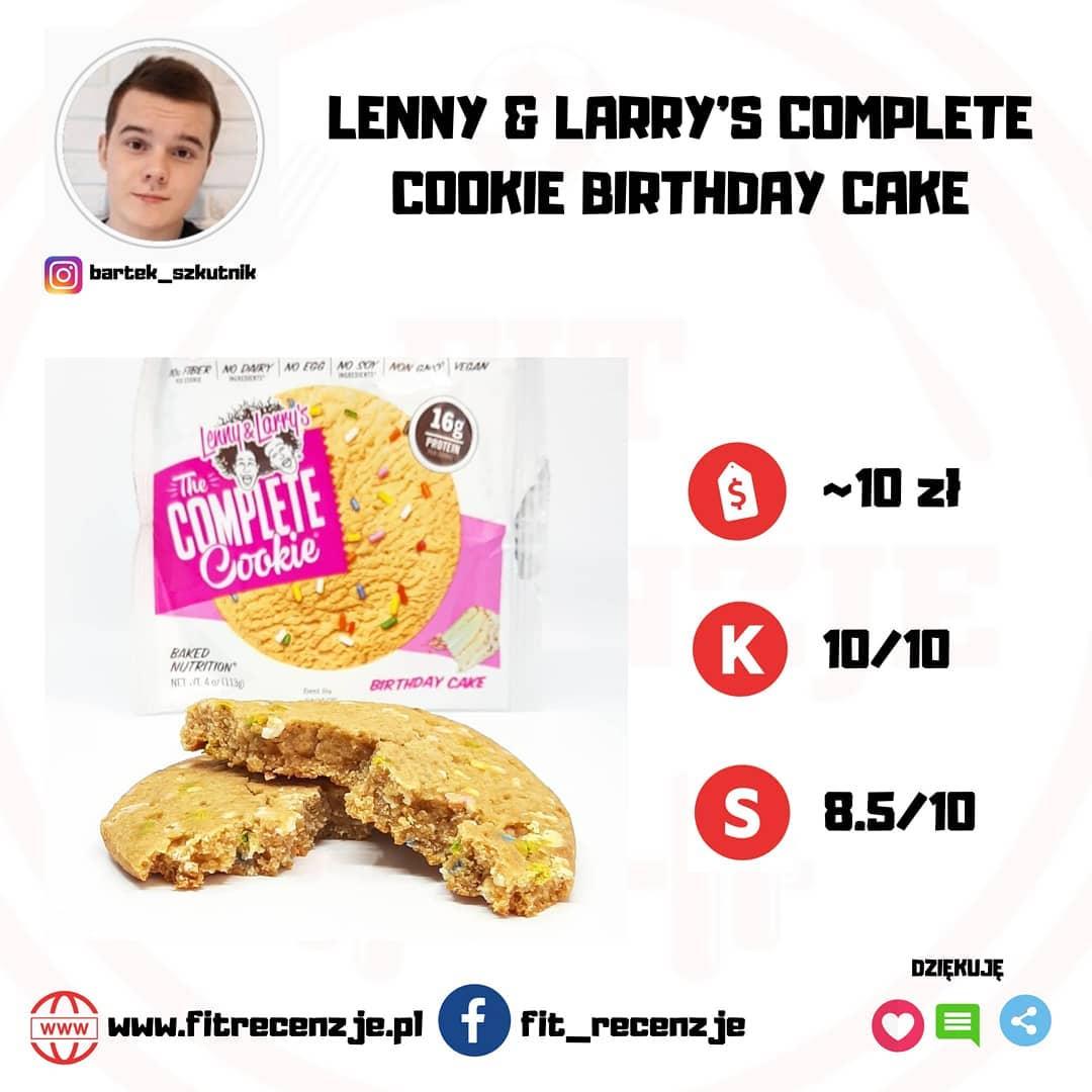 LENNY & LARRY'S BIRTHDAY CAKE