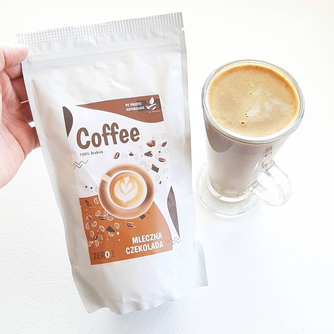 Po Prostu Naturalnie Kawa o Smaku Mlecznej Czekolady