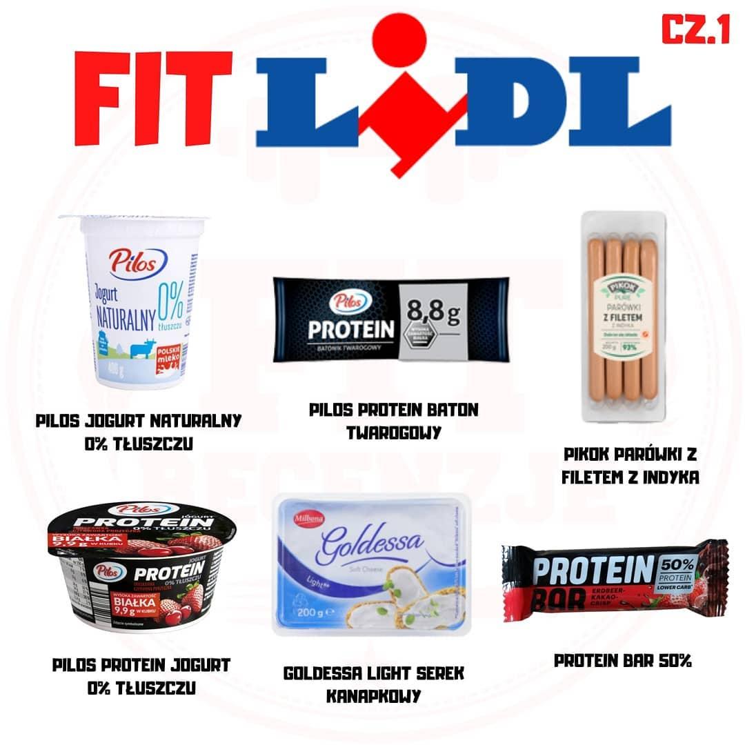 fit lidl - co warto kupić