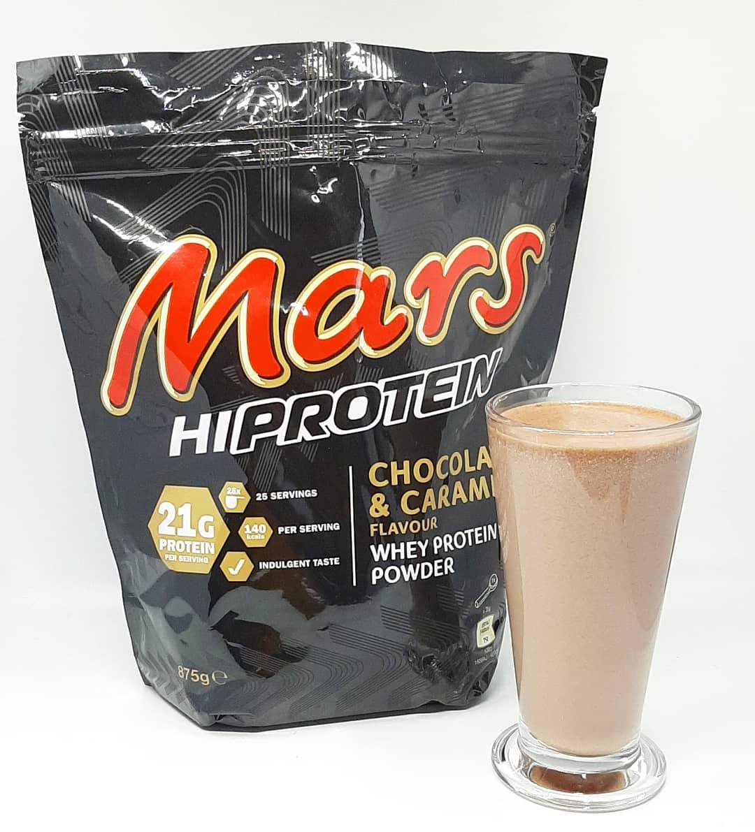 Mars Hi-Protein Whey Powder – inne niż wszystkie!