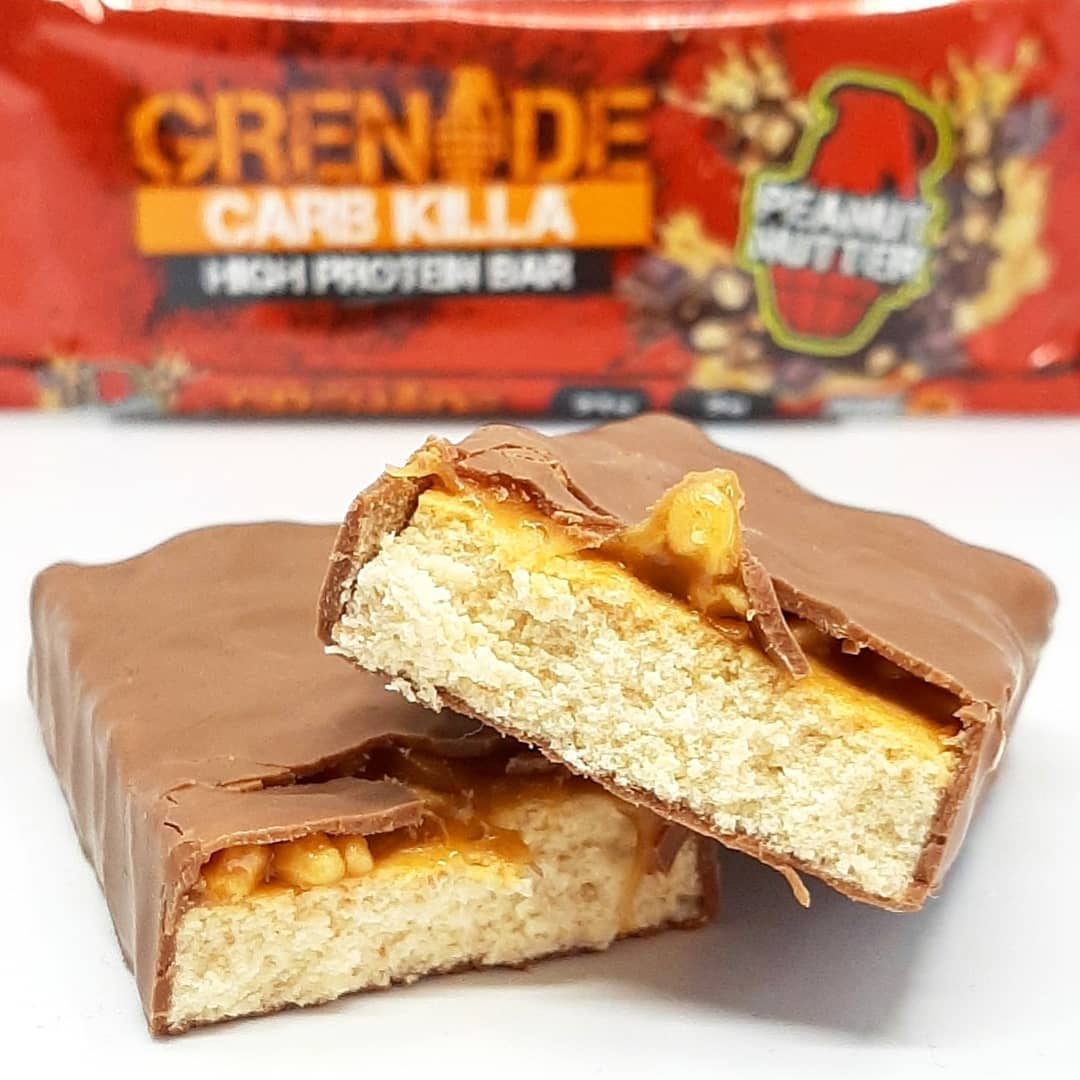 Grenade Carb Killa Peanut Nutter – mix kakao i orzechów