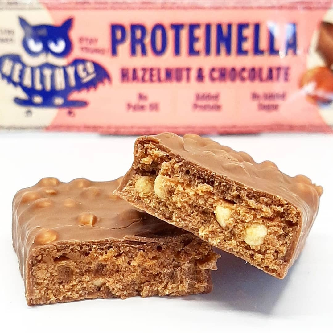 Proteinella Hazelnut & Chocolate Protein Bar