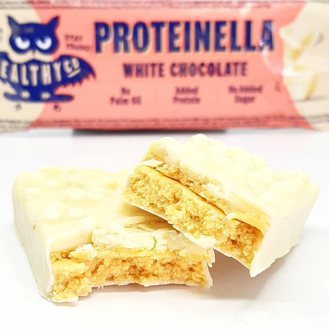 Proteinella White Chocolate Protein Bar