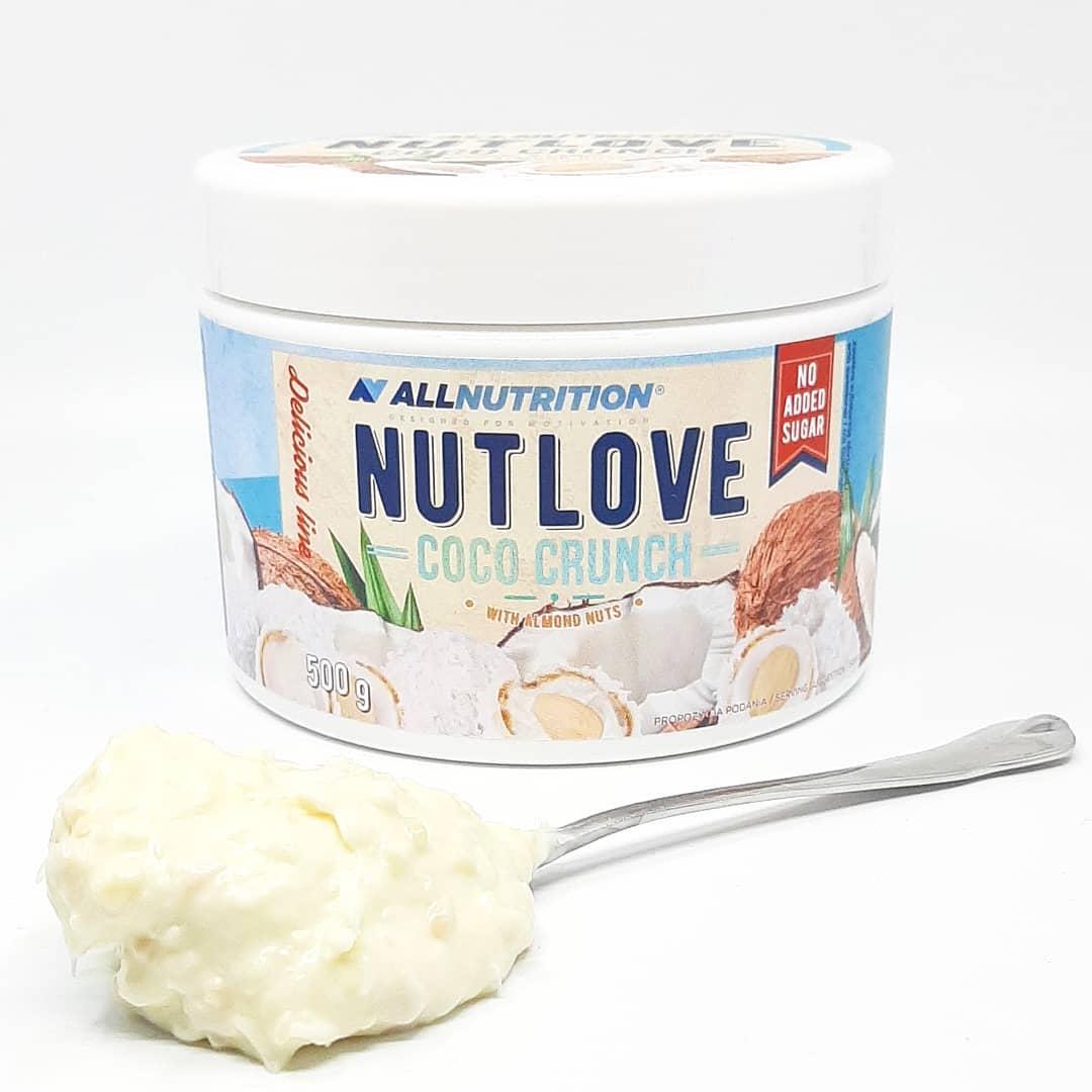 all nutrition nutlove coco crunch