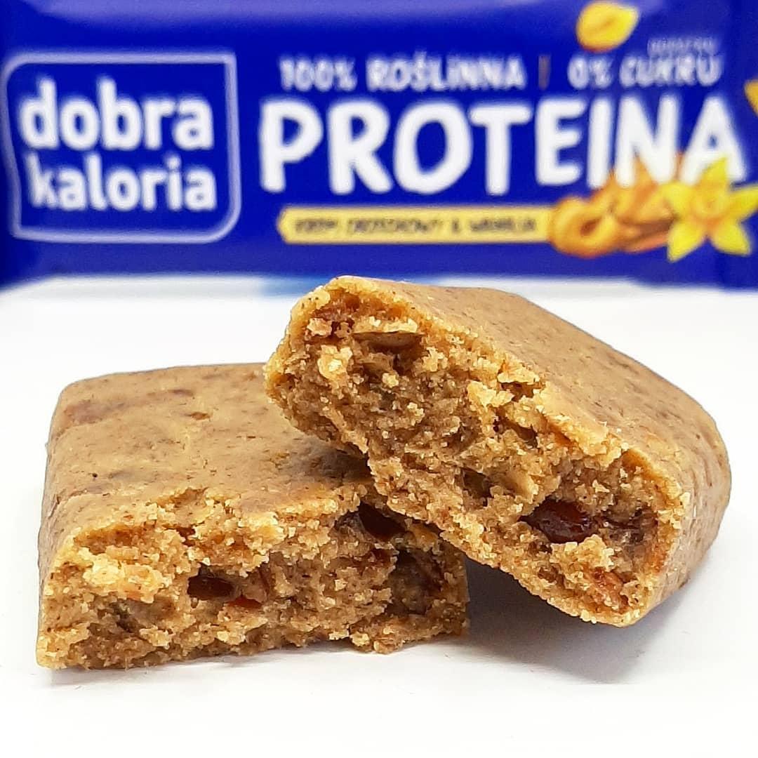 Dobra Kaloria Proteina –  krem orzechowy & wanilia