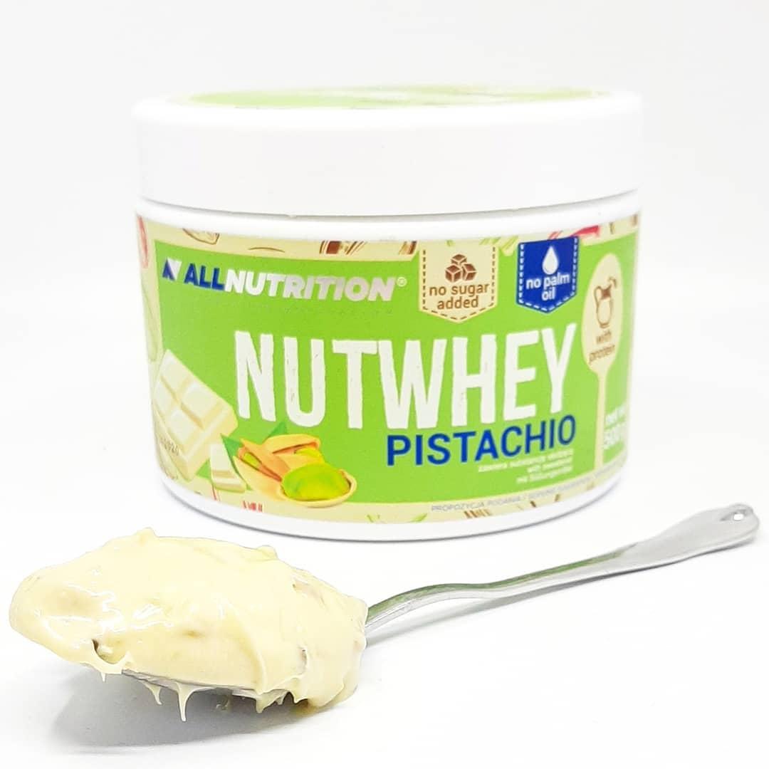 All Nutrition Nutwhey Pistachio