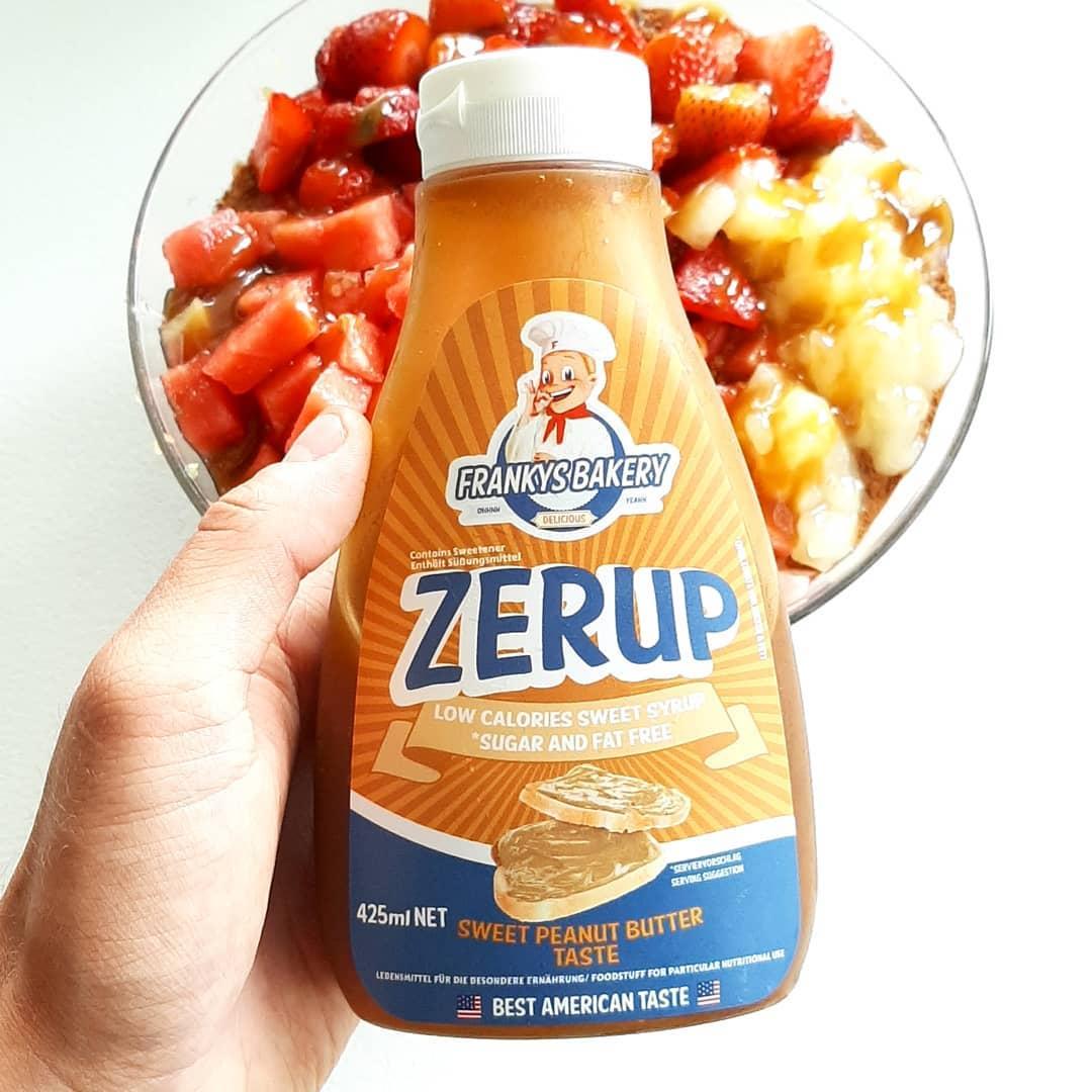 Franky's Bakery Zerup Sweet Peanut Butter – hit czy kit?