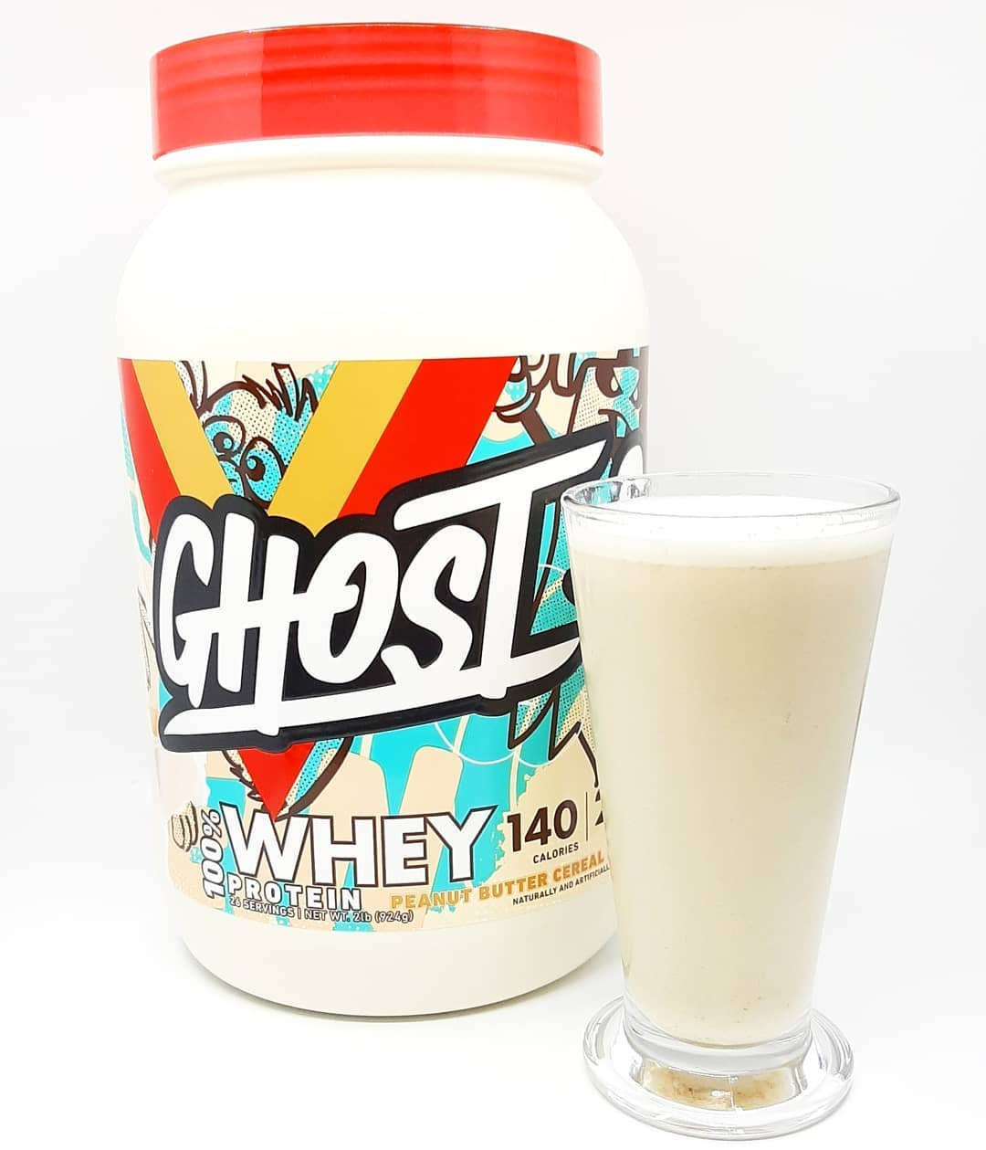 GHOST PB CEREAL MILK
