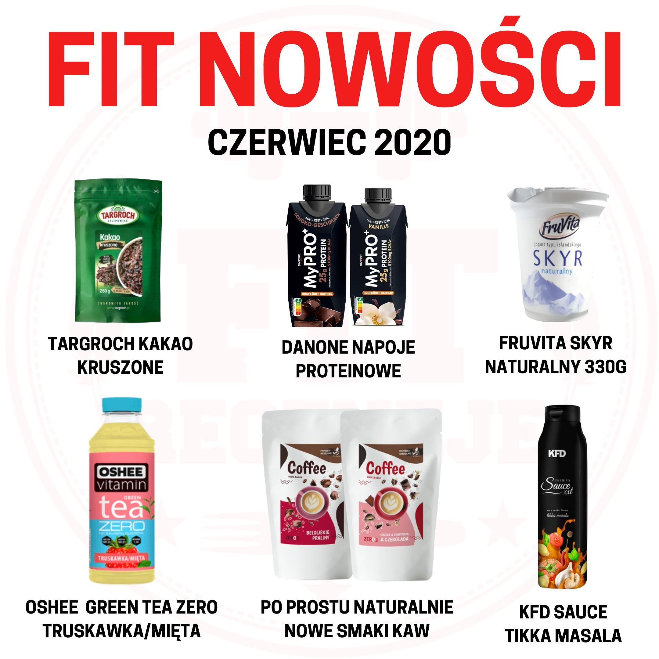 Fit nowości czerwca 2020 cz.2 – rozwój w branży!