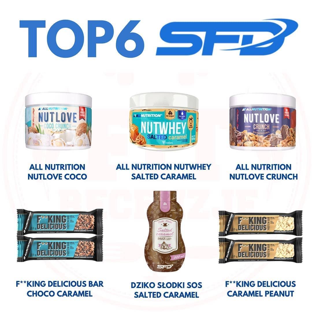 Najlepsze produkty od SFD – uzależnisz się od nich!