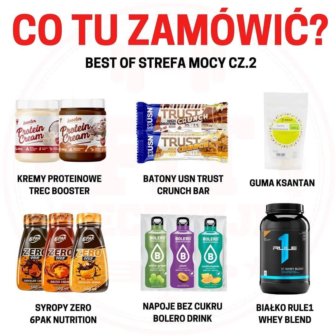 Najlepsze produkty ze Strefy Mocy cz.2 – nigdy się nie znudzą!