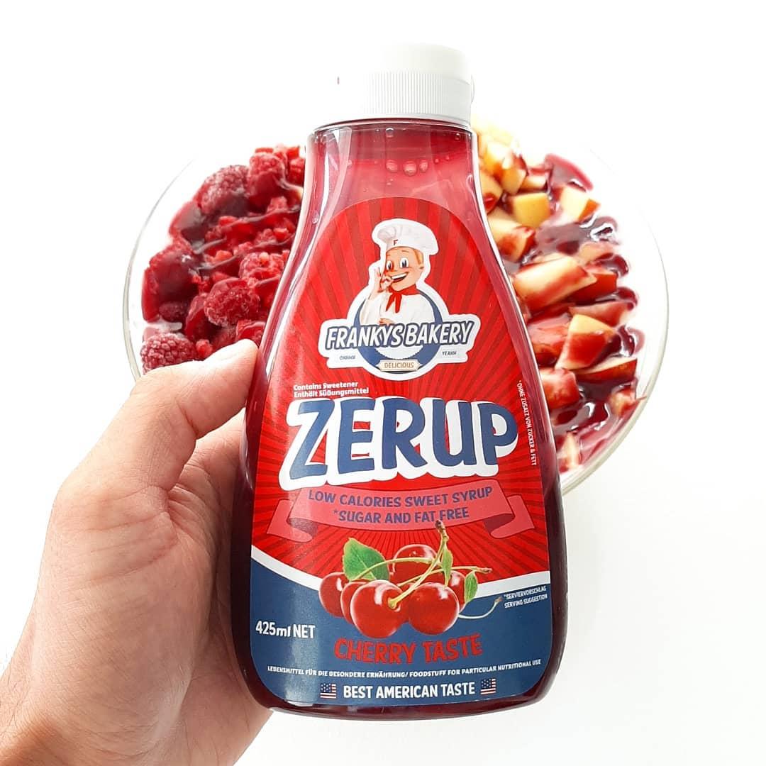 Franky's Bakery Zerup Cherry – owocowy syrop zero!