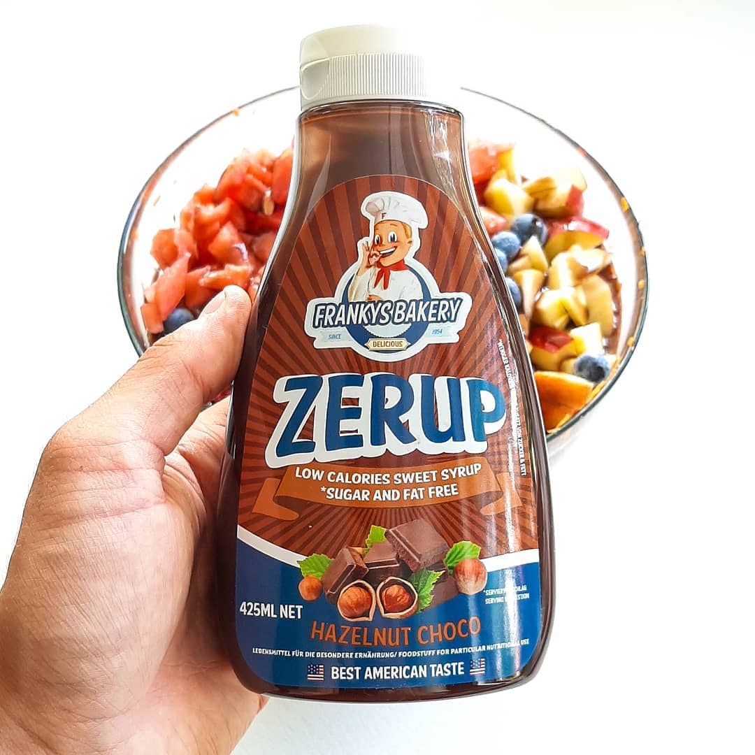 Franky's Bakery Zerup Hazelnut Choco – jak Monte?