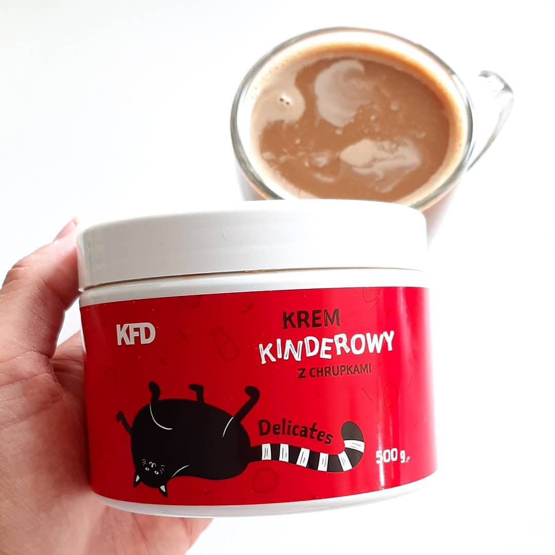 KFD Krem Delicates Kindlerkowy Fit Recenzje