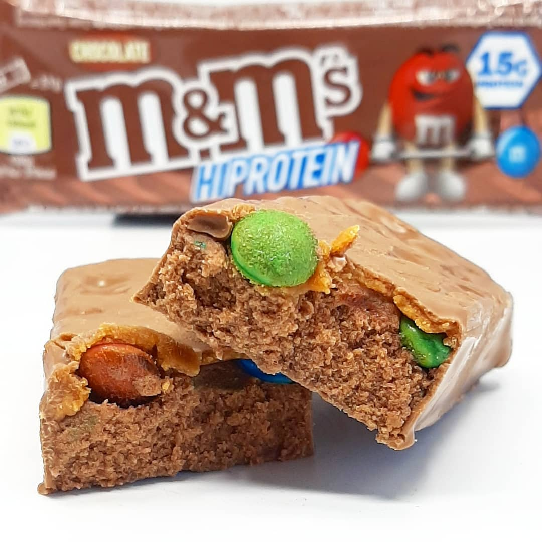 M&M'S HIPROTEIN BAR CHOCOLATE