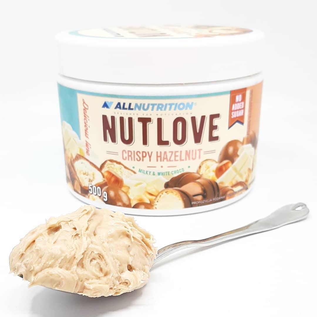 All Nutrition Nutlove Crispy Hazelnut
