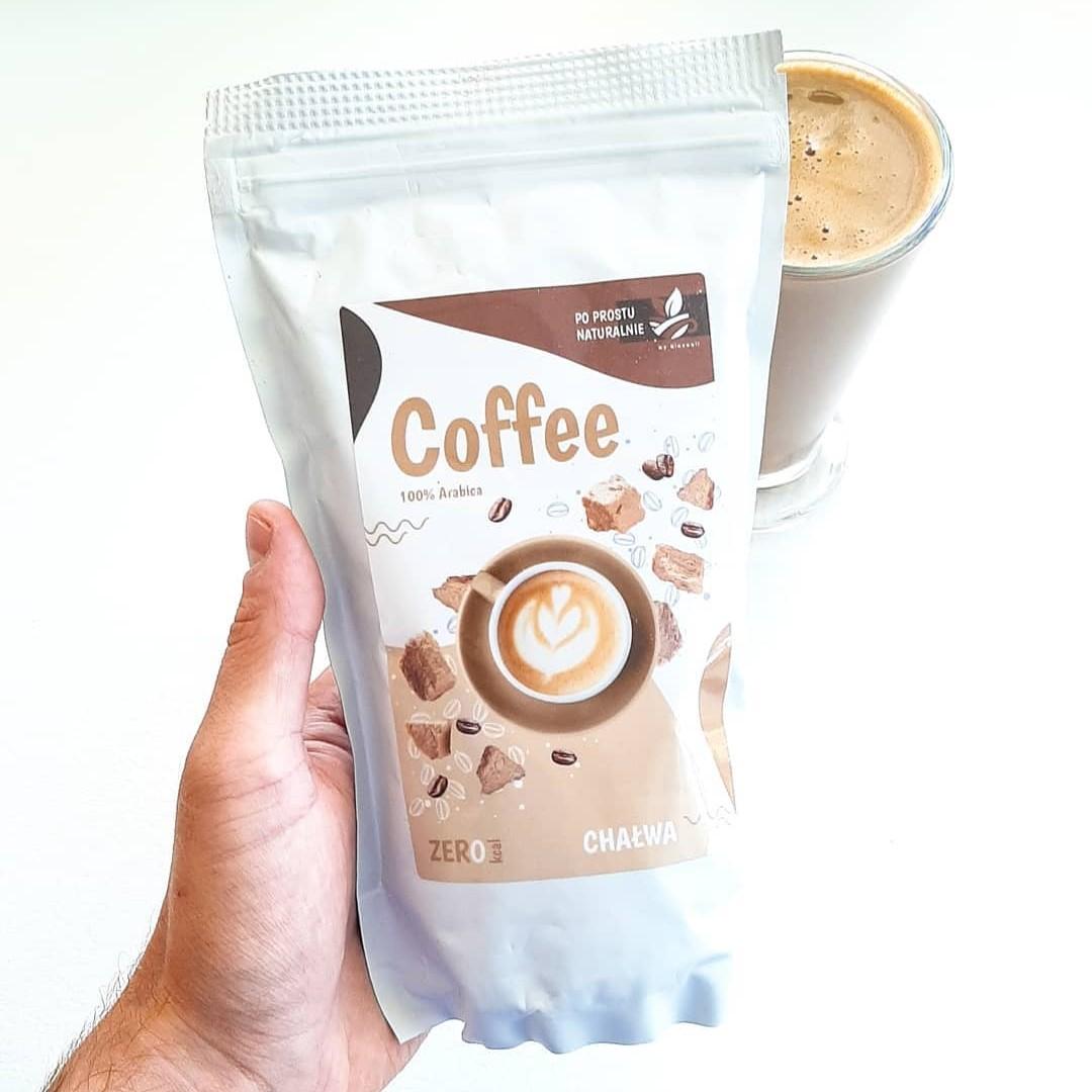 Po Prostu Naturalnie Kawa Chałwa – nowy smak!
