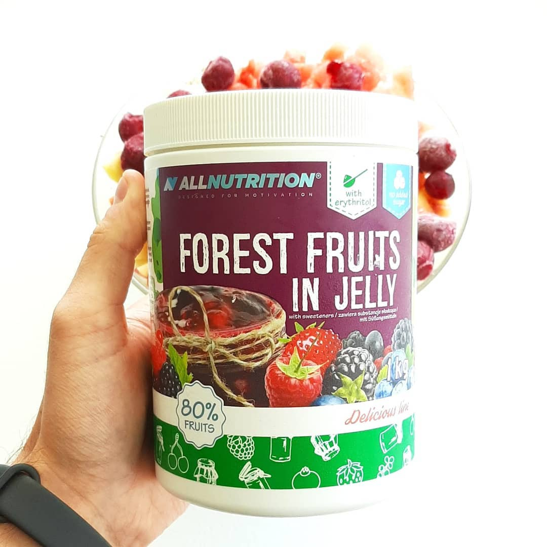 All Nutrition Forest Fruits in Jelly