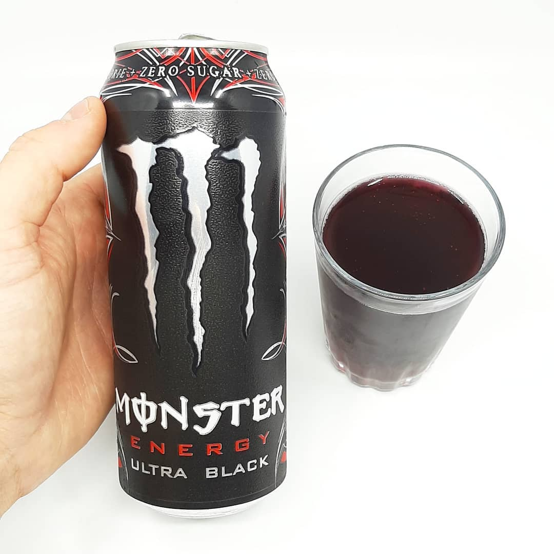 Monster Zero Ultra Black – recenzja nowego smaku!