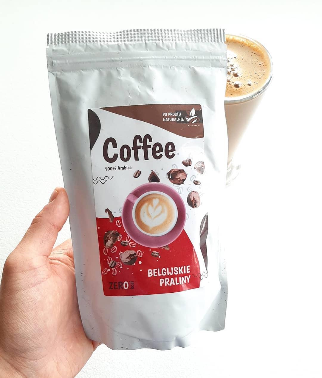 Po Prostu Naturalnie Kawa Belgijskie Praliny – testuję!