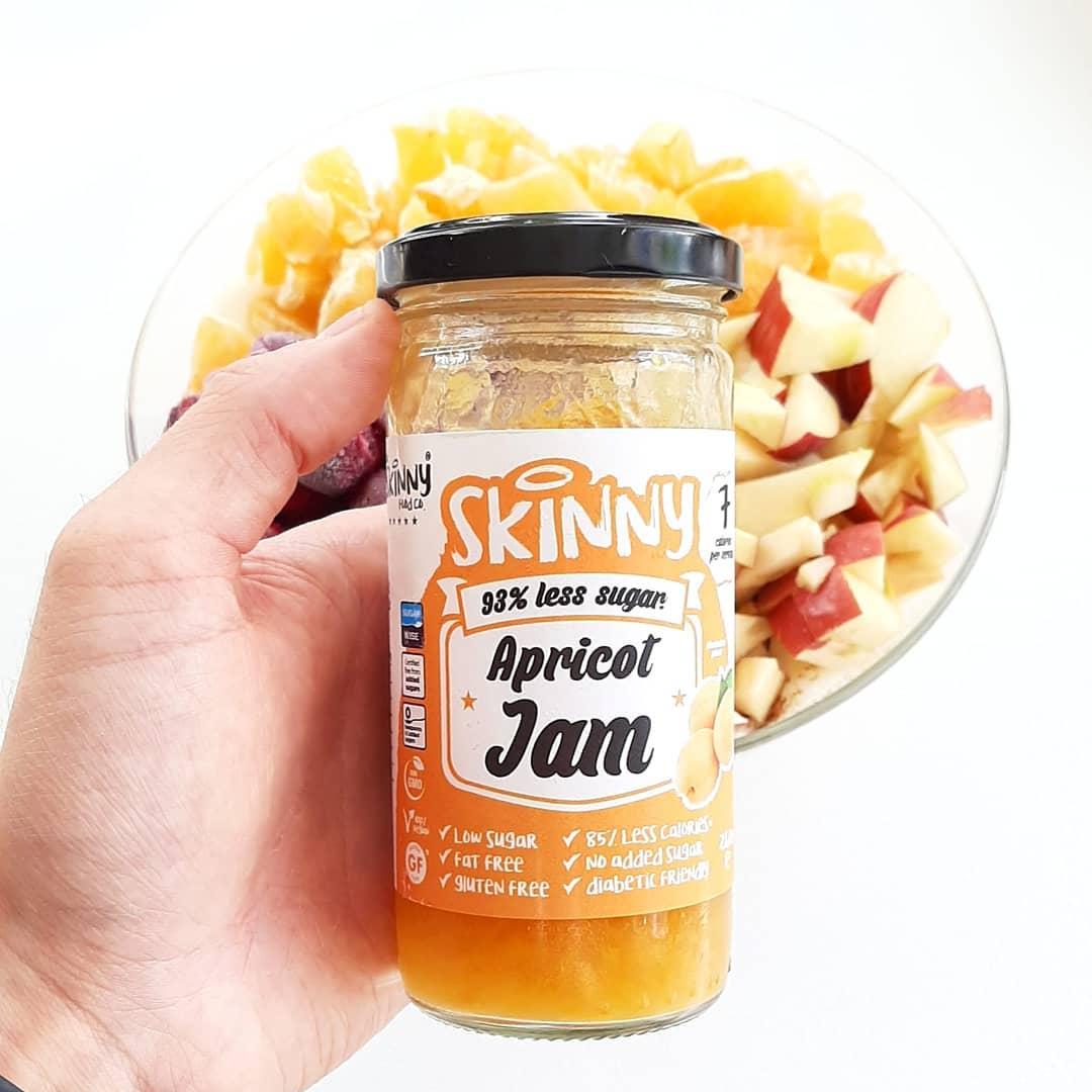 Skinny Food Apricot Jam – dżem 37 kcal!