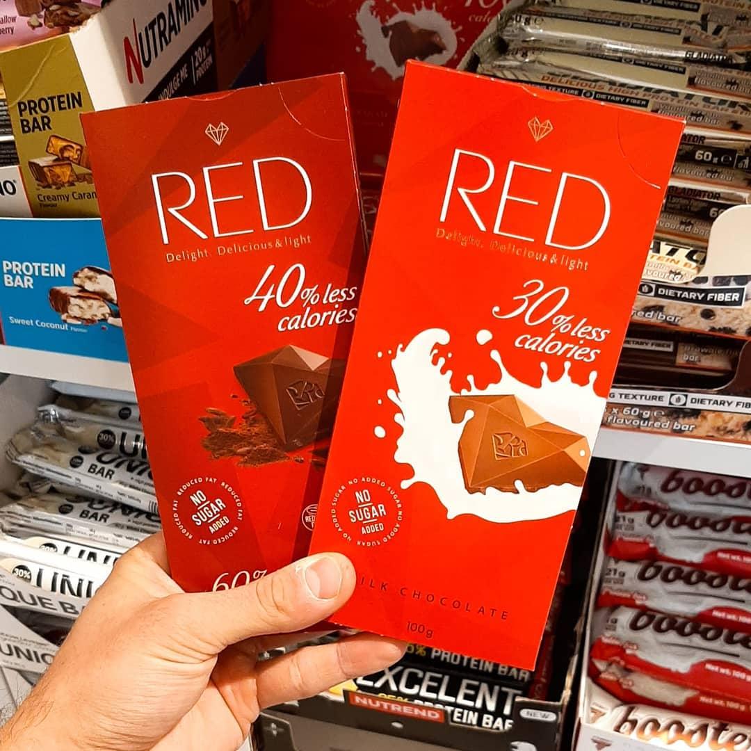 Czekolady RED Delight – gdzie kupić?