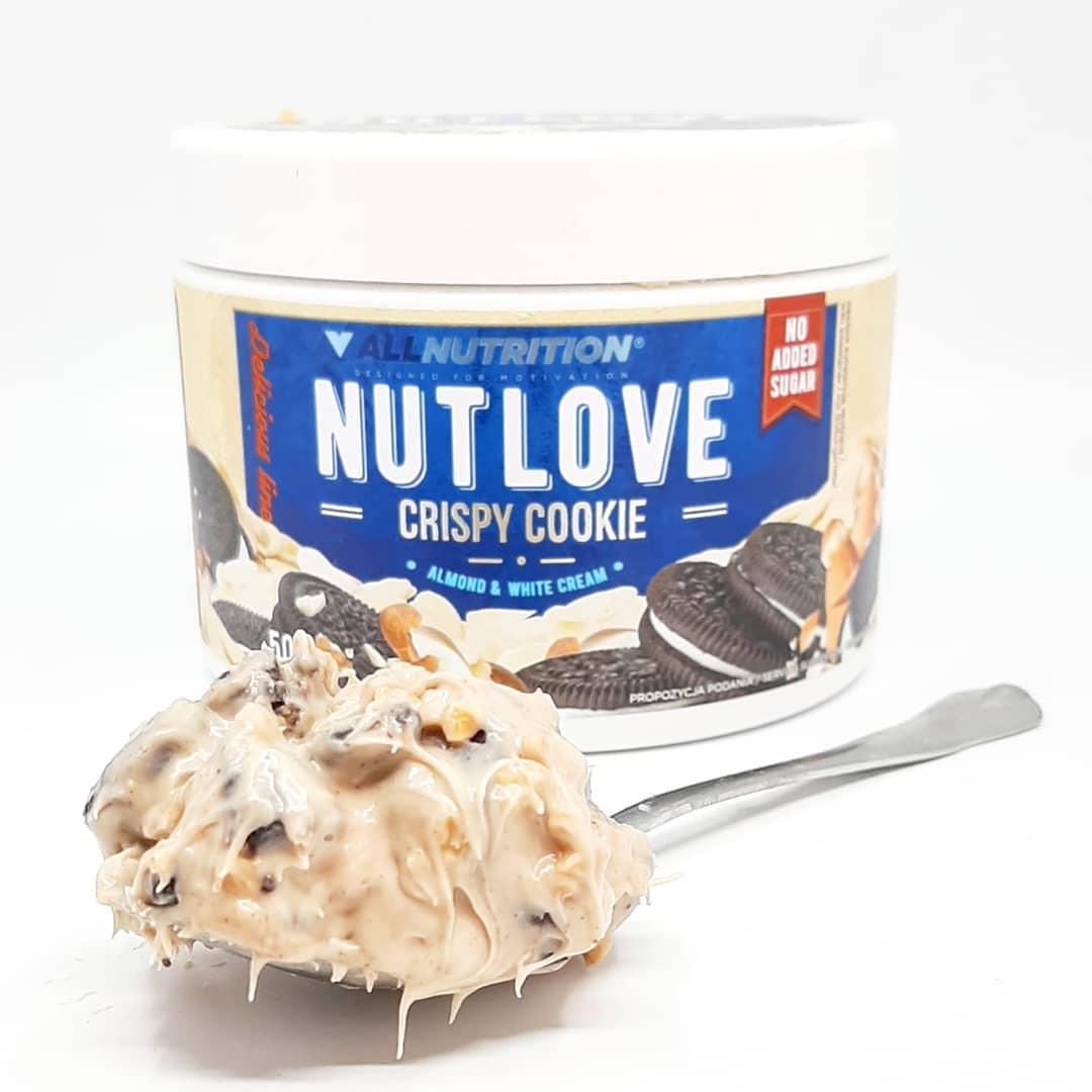 All Nutrition Nutlove Crispy Cookie – test!