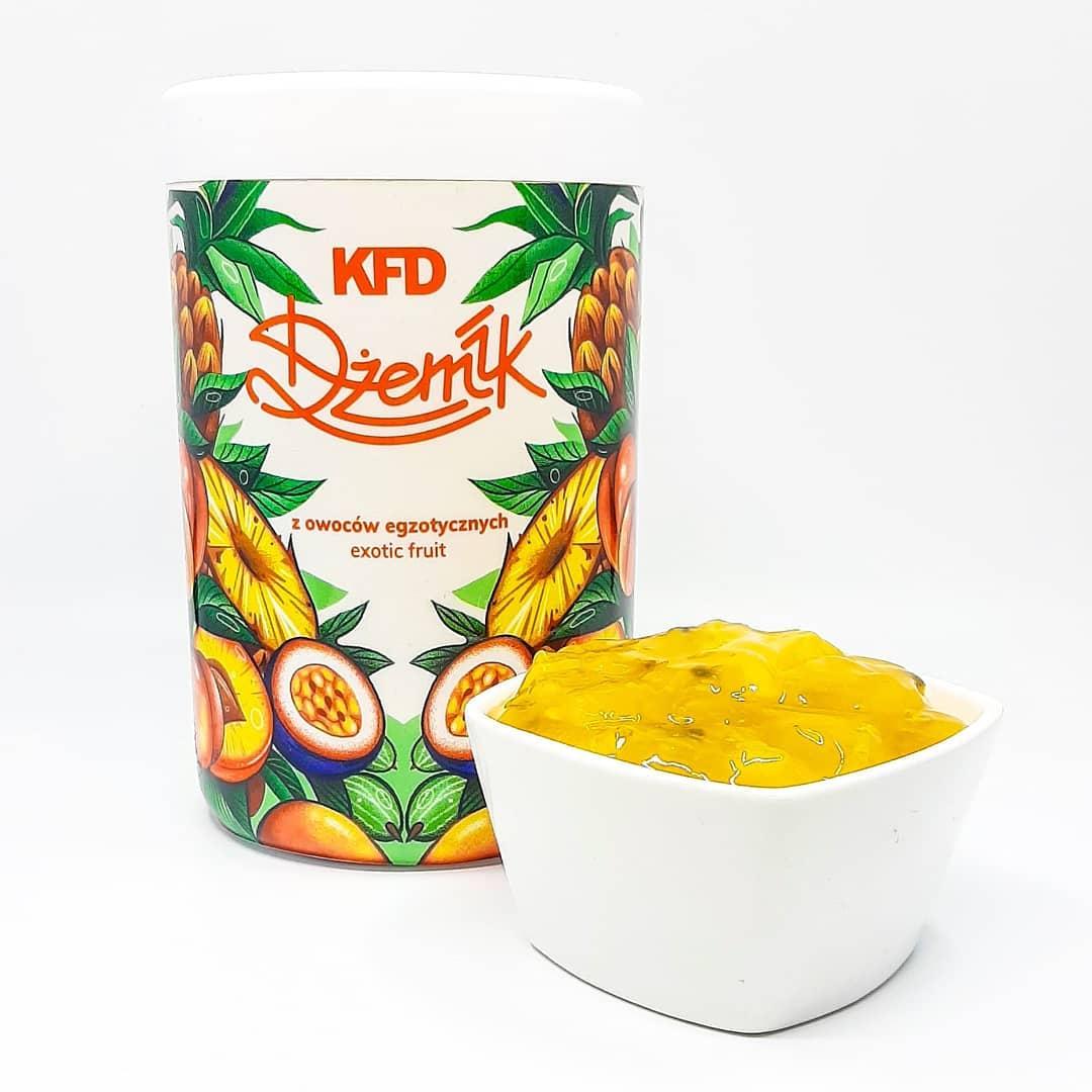 KFD Dżemik Exotic Fruit – recenzja!