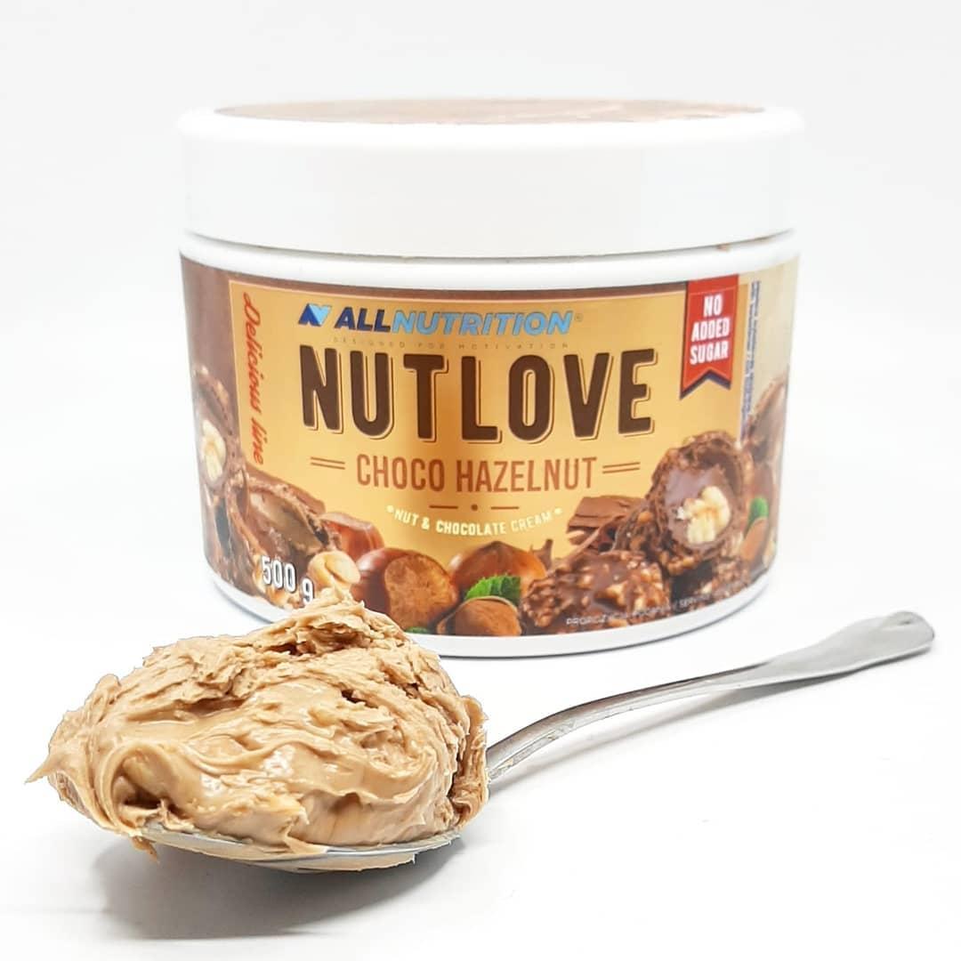 All  Nutrition Nutlove Choco Hazelnut – recenzja!